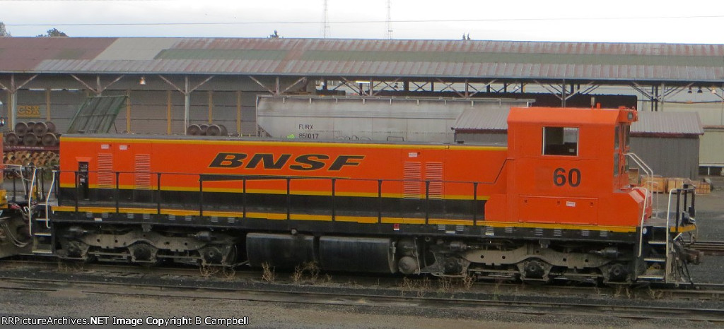 BNSF 60