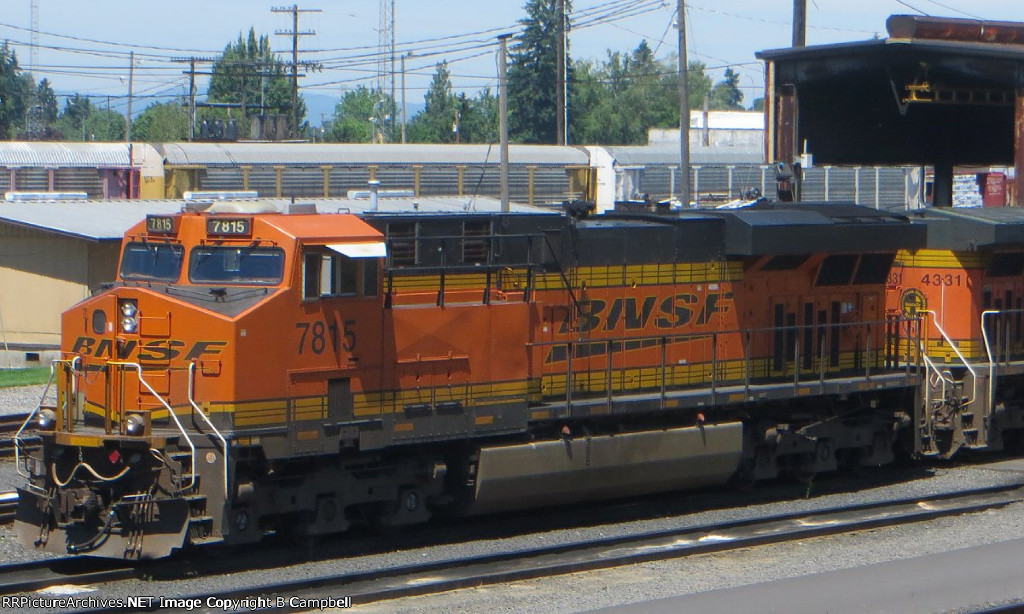 BNSF 7815