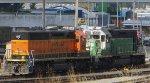 BNSF 1685-BNSF 1572