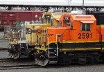 BNSF 2591-BNSF 1746