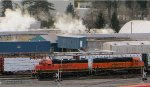 BNSF 2786-BNSF 123