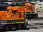 BNSF 2810-BNSF 1796