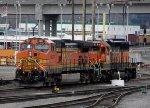 BNSF 4607-BNSF 1793