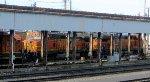 BNSF 4678-BNSF 8397