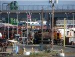 BNSF 5702-CREX 1411-BNSF 7066