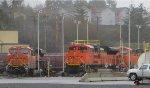 BNSF 6698-BNSF 8544-BNSF 7641
