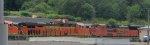 BNSF 6826-BNSF 9390