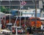 BNSF 6851-BNSF 7985