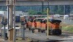 BNSF 6927-BNSF 4575