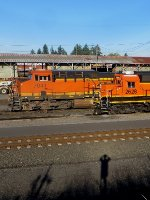 BNSF 7041-BNSF 2628 - Shelfie