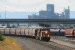 BNSF 7250-BNSF 6694