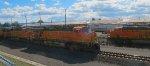BNSF 7658-BNSF 6331-BNSF 6549