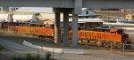 BNSF 8390-BNSF 4670