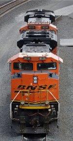 BNSF 8536-BNSF 8330