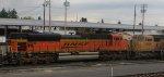 BNSF 9153-BNSF 9909