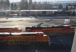 BNSF 9383-BNSF 7117-BNSF 4248