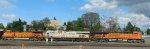 BNSF 6152-CREX 1413-BNSF 4015