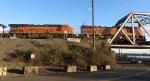 BNSF 6763-BNSF 602