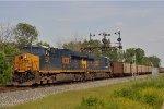 CSXT 3265 On CSX T 871 Northbound