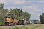 UP 8756 On CSX Q 506 Northbound