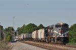 NS / MGA 8025 On NS 117 Eastbound