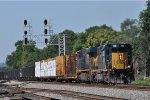 CSXT 4068 On CSX Q 506 Northbound