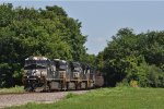 NS 9053 On NS 60 C Eastbound