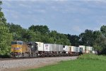 UP 6781 On NS 216 Westbound