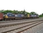 CSX 7820 and 7862