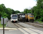 NJT 3512, NS 5312, UP 4308