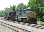 CSX 3309 and 5309
