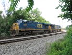 CSX 5309 and 3309