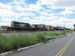 CSX 8851 and 420