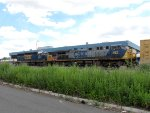 CSX 420 and 8851