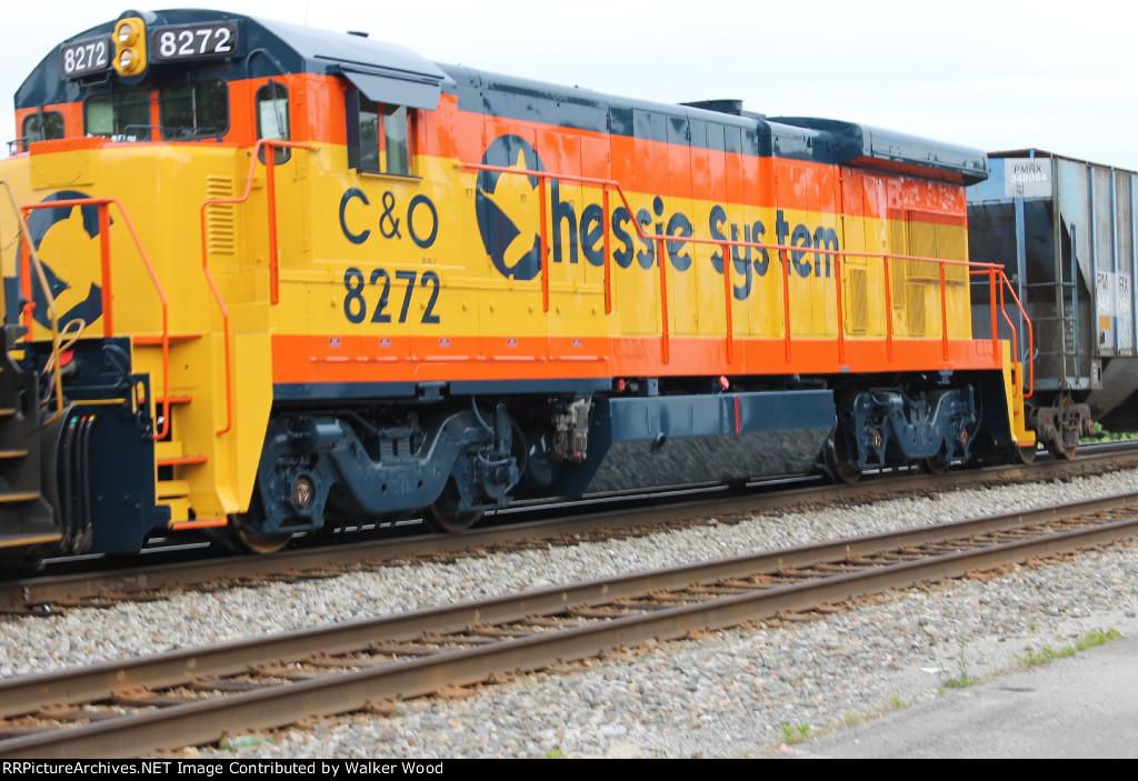 C&O 8272