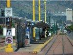 UTA Airport Line station