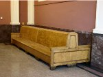 DRGW waiting room benches