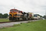 KCS pig train by Queen City.