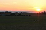 Sunset at Lees Cross Roads