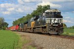 Colorful Norfolk Southern 13R