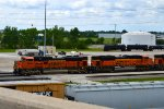 BNSF 8481 and 9082