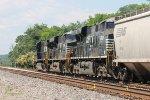 SB NS Grain Train