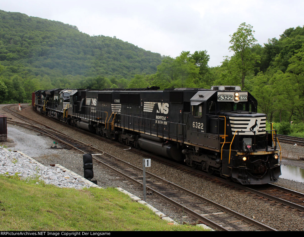 NS 6322 N54/66T