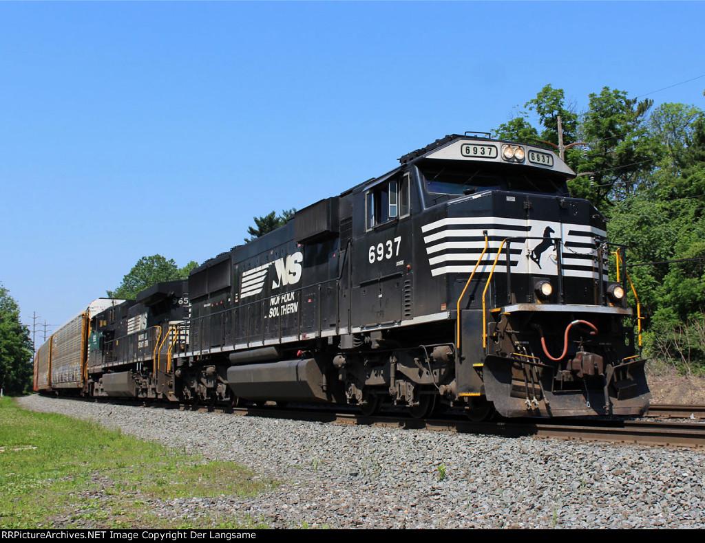 NS 6937 18N