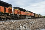 BNSF 9254 Roster.