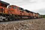 BNSF 9291 Roster.