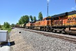 BNSF 7168 Roster.