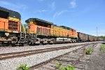 BNSF 5612 Roster.