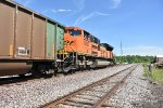 BNSF 9267 Roster.
