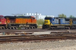 CSX 7636 power move